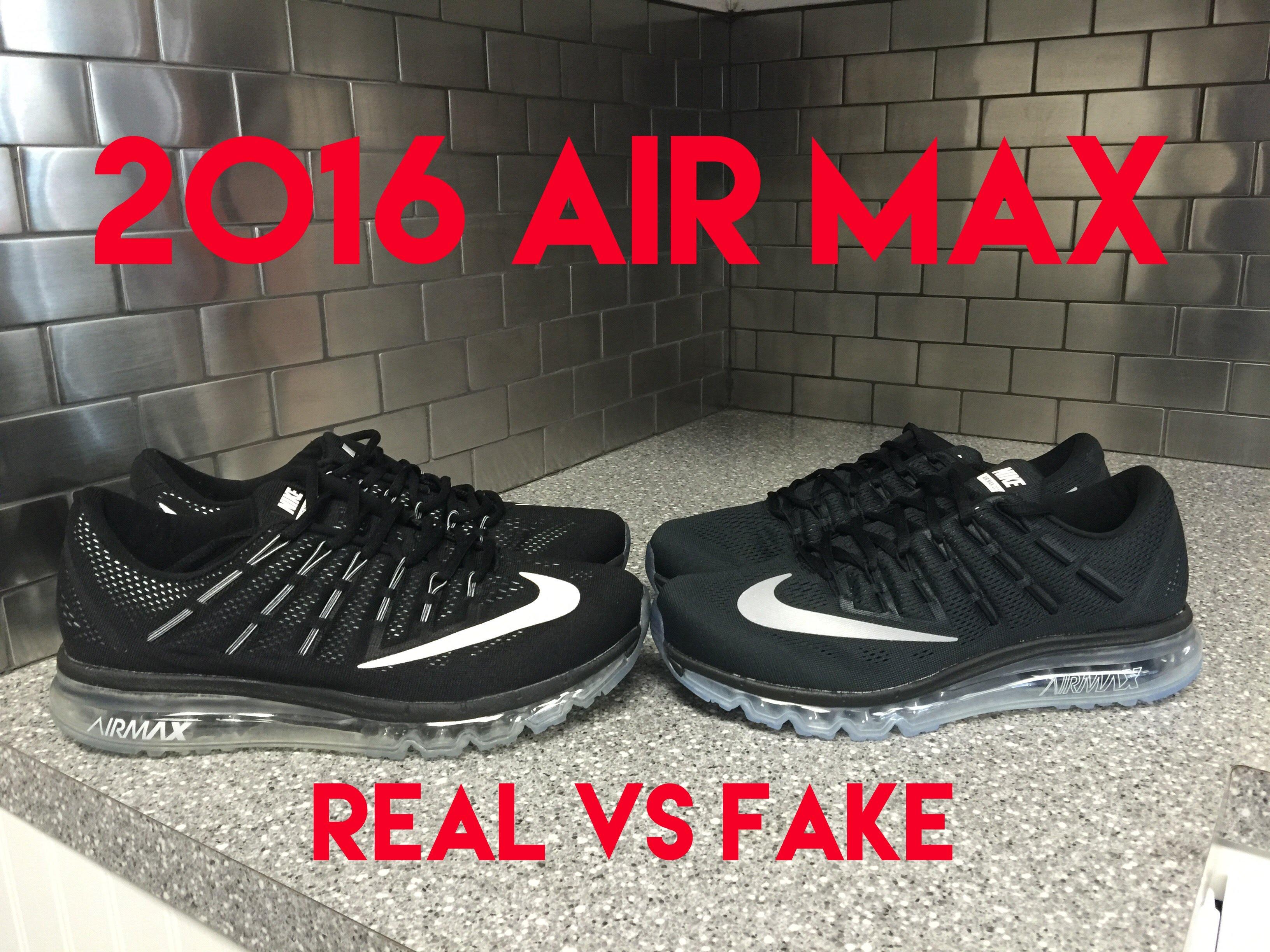 air max 2016 vs 2017
